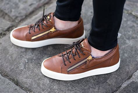 buy zanotti sneakers giuseppe zanotti frankie low top sneakers review your