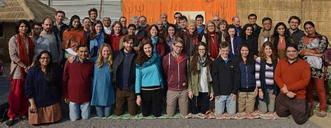 Harvard Mpp Mba Partner Colleges by Harvard Faculty Staff And Students At The Kumbh Lakshmi