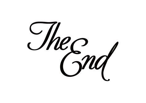 Play To The End the end 183 typographic design by rob mientjes