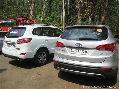 Reviews Of The Hyundai Santa Fe Hyundai Santa Fe 2014 Review And Pictures Sizzling Santa
