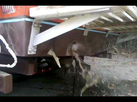 ski boat exhaust tips 1982 supra boat exhaust youtube
