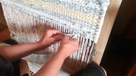 How To Make A Rag Rug Frame by Diy Rag Rug Best Decor Things