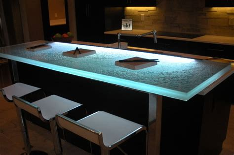 Granite Top Bar Table by Make Your Kitchen Shiny With Granite Counter Tops Decor
