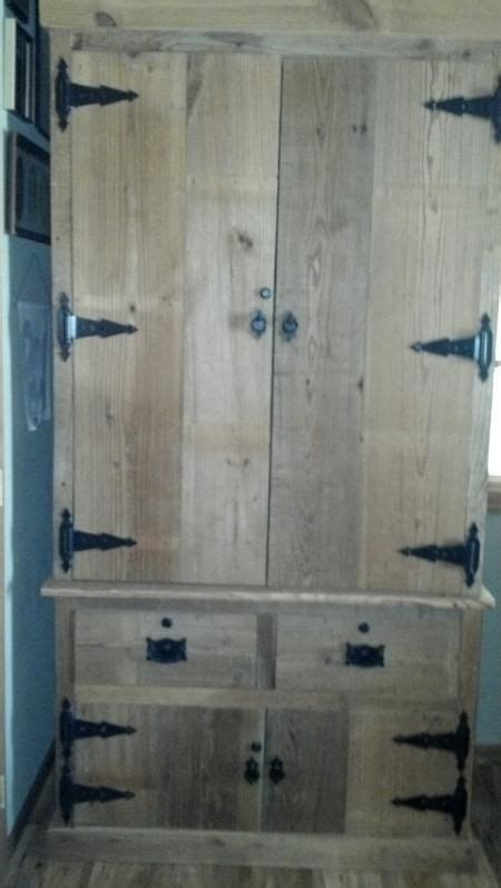 free gun cabinet plans with dimensions 21 gun cabinet and rack plans to securely