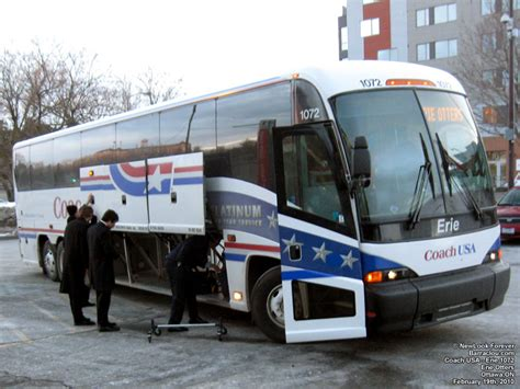 usa couch ontario hockey league ohl team bus picture gallery