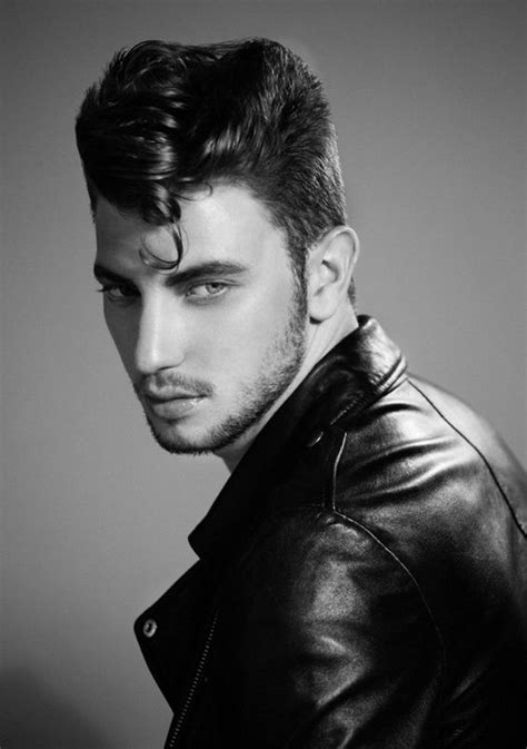 mens hairstyles in the 50s hair toppiks men s hairstyles through the decades