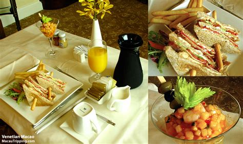 Venetian Room Service by Venetian Macao The Macautripping Review 2008