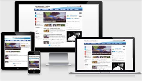 membuat website kelurahan contoh website kelurahan sekolah irwantea sosial