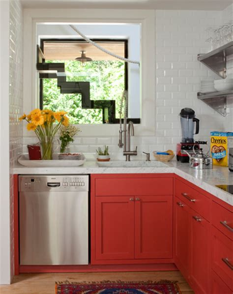coral kitchen add corals to the kitchen interior designing ideas