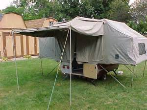 Trailer Awning For Sale Canvas Sided Apache Pictures