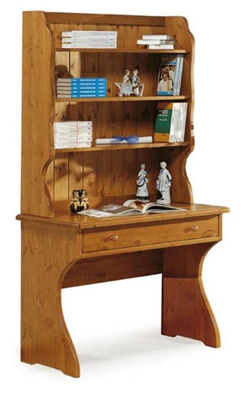 scrittoio con libreria complementi rustici scrittoio con libreria arredamenti