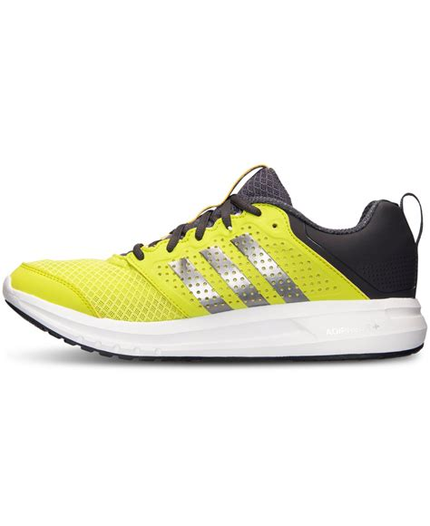 Adidas Maduro 2 adidas s maduro running sneakers from finish line in yellow for lyst