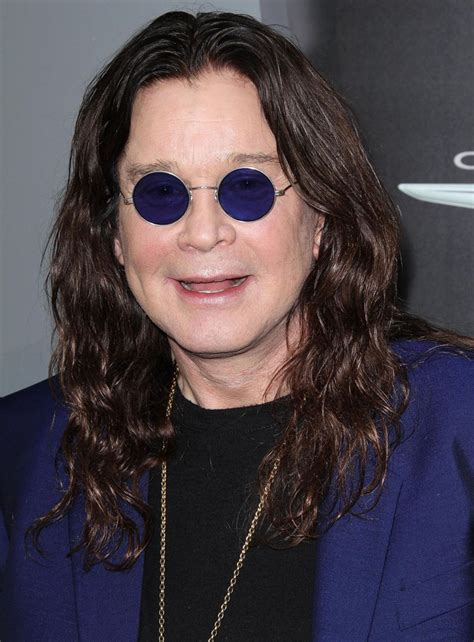 ozzy osbourne picture 66 los angeles premiere of total