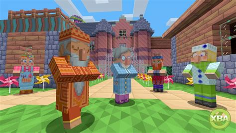 minecraft pattern texture pack review minecraft xbox edition gets a colourful pattern texture