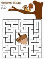 squirrels crafts