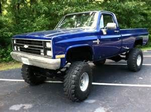 sell used 1985 chevy 4x4 3 4 ton drivetrain new motor