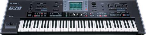 Keyboard Roland G 600 roland g 70 workstation
