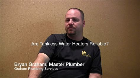 Graham Plumbing by Graham Plumbing Services Faq Are Tankless Water Heaters Reliable Sugar Land Houston