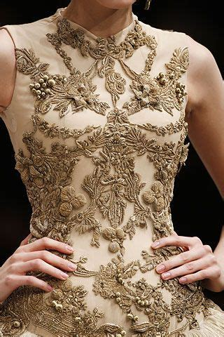 embroidery fashion 66 best haute couture embroidery images on