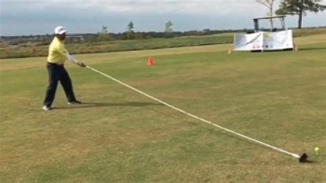 swinging holidays uk man breaks record by swinging 20 foot gold club daily