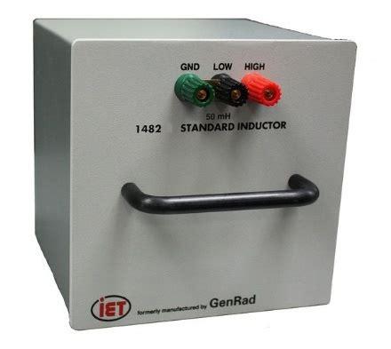 1h nos inductor axitest appareil de mesure 233 lectronique en occasion ou location standard d inductance