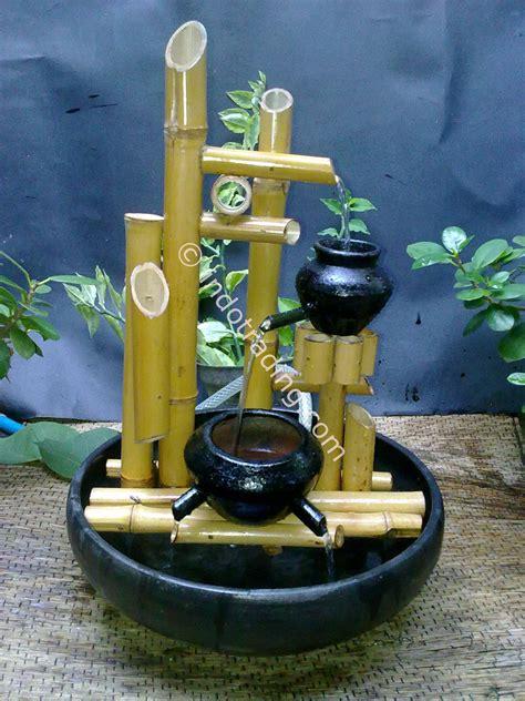 Air Mancur Berlari Murah 25tt jual kerajinan air mancur bambu harga murah bantul oleh