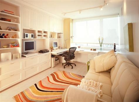 How To Turn A Room Into A Study Space Without Stripping Bedroom Study Room Design