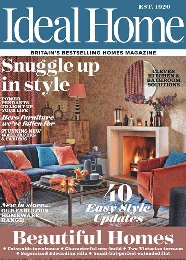 ideal home magazine subscription ideal home magazine november 2017 subscriptions pocketmags