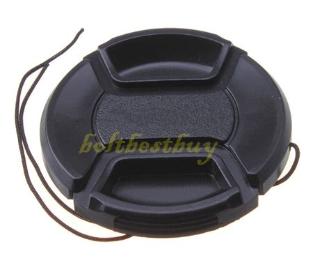 Sony Lenscap 55mm T2909 55mm snap on front lens cap cover for sony minolta tamron sigma panasonic au ebay