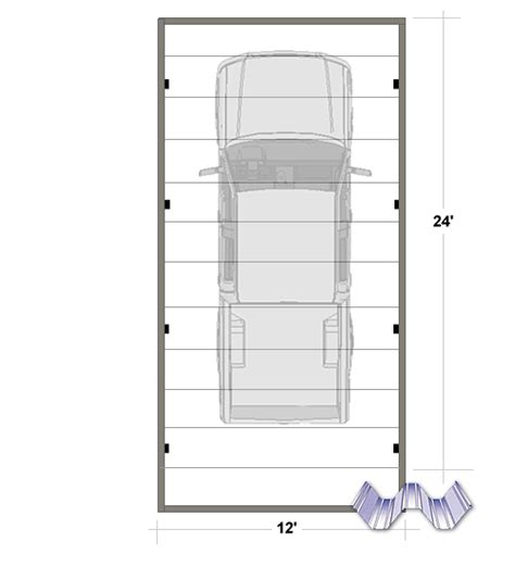 Single Car Carport Size Single Car Carport Kits Sale Save 20 12 X 24 Free