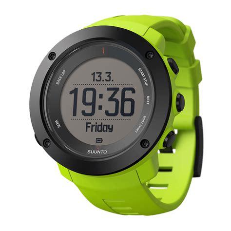 Jam Tangan Suunto Original Ambit3 Sport Coral Rate Hr Suunto ambit3 vertical lime jam tangan sport indonesia