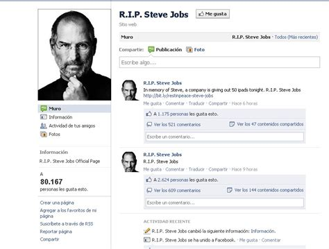 fb jobs facebook scammers exploit steve jobs death according to