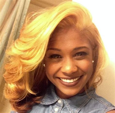 strawberry blonde for african american hair 189 best black girls blonde hair images on pinterest