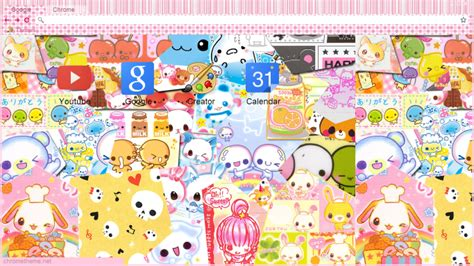 themes google chrome kawaii puri kawaii chrome theme by chocolatemeru on deviantart