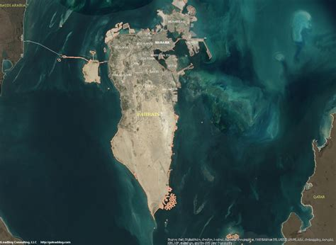 Bahrain Address Finder Bahrain Satellite Maps Leaddog Consulting