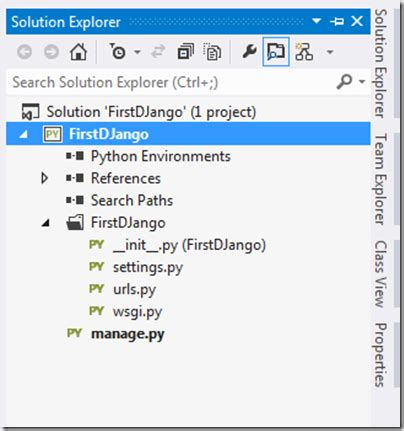 creating django app in eclipse creating django application with python in visual studio