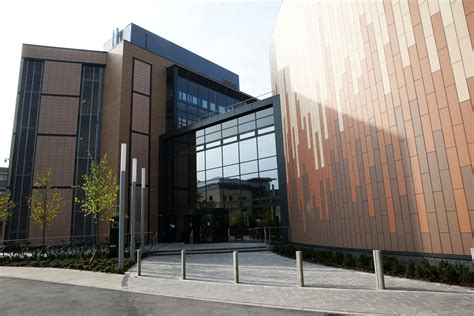 Cardiff Mba Scholarship by Striking Design Of The New Cardiff Business School Isg