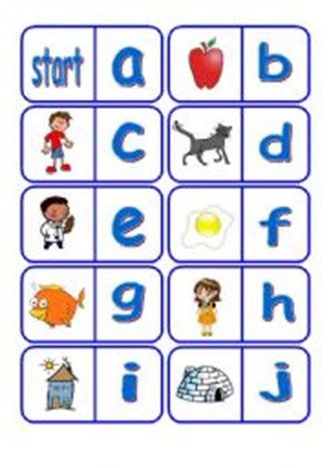 printable alphabet dominoes english worksheet alphabet dominoes