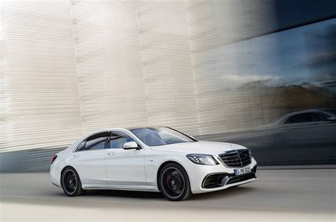 mercedes s 63 official 2018 mercedes amg s63 and s65 facelift gtspirit