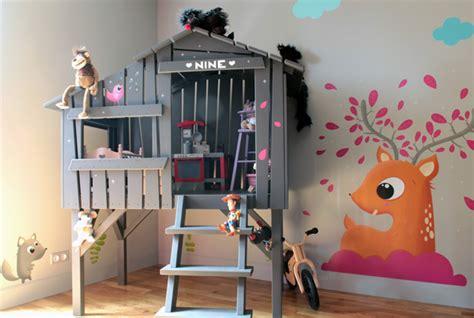fresque murale chambre enfant fresque murale decoration chambre enfant id 233 es d 233 co