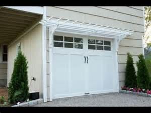 How To Build A Pergola Youtube by How To Build A Garage Pergola This Old House Youtube