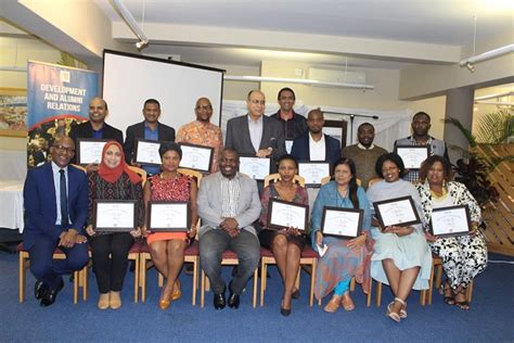 Tech Mba Alumni Relations by Durban Of Technology