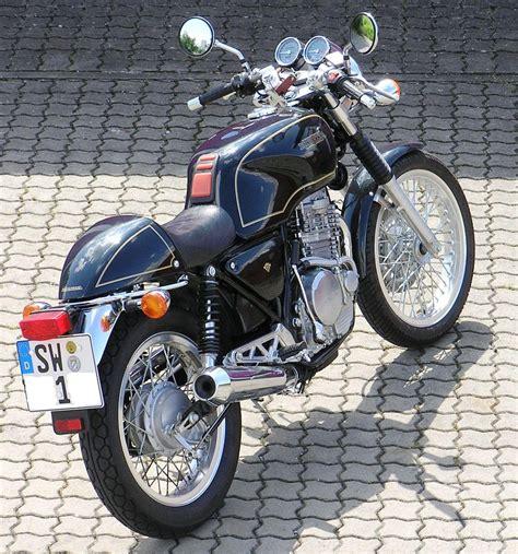 Motorrad Clubman by Honda Gb 500 Clubman Foto Bild Autos Zweir 228 Der