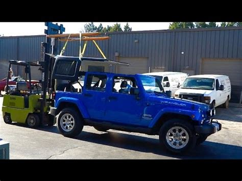How To Remove Jeep Soft Top How To Install Your Top Jk Jeep Wrangler From Soft