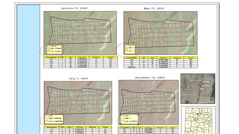 arcgis custom layout size making multiple legend boxes all same size using arcgis