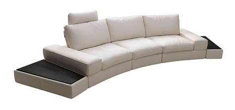 Lilac Leather Sofa by Lilac Snow White Leather Single Sofa