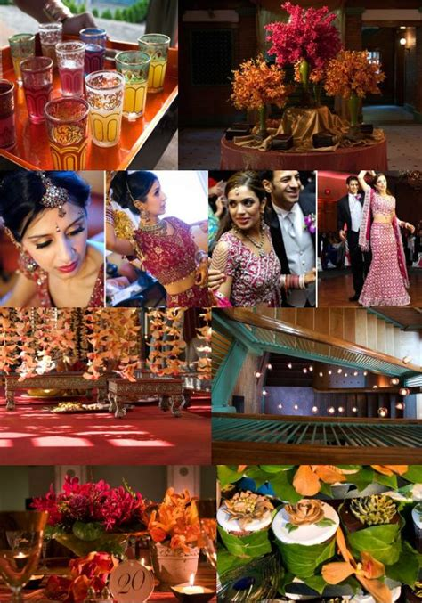 a colorful chicago wedding inspired by hindu and brides verbalized in retrospect weddings event styling fashion