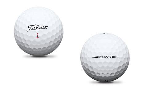 Bola Golf Titleist Prov1 1 titleist rolls out 2017 pro v1 and pro v1x golf balls golfmagic