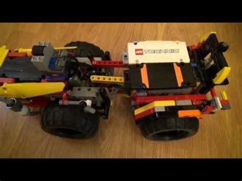 lego tractor tutorial full download lego technic tractor lawn mower moc