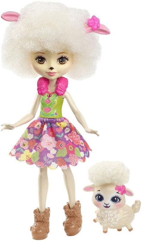 6 inch fashion dolls enchantimals 6 inch fashion doll lorna toys quot r quot us